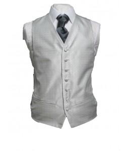 maldon silver wedding waistcoat